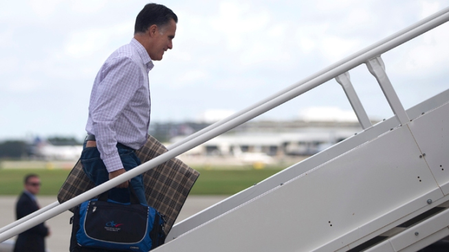 Romney Considering Trip to Battered Gulf Coast