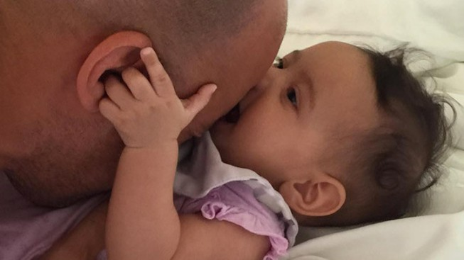 Vin Diesel Shares Sweet Photo of His Baby Daughter Pauline