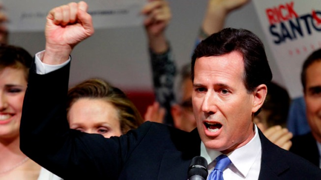 Santorum Volunteers Working Hard in Illinois