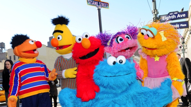 Political Muppets