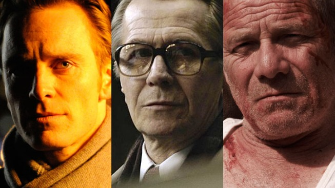 """Shame,"" ""Tinker, Tailor, Soldier, Spy"" and ""Tyrannosaur"" Score 7 British Indie Nods"