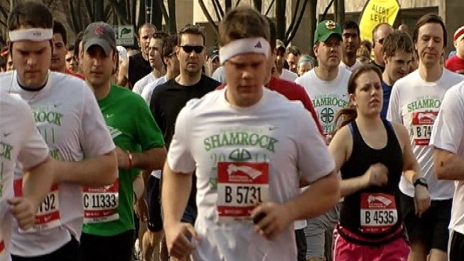 Where To Park at the Shamrock Shuffle