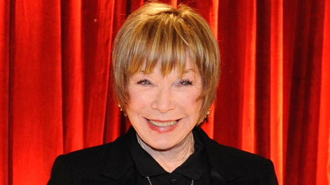 Shirley MacLaine Picked for AFI's Top Award