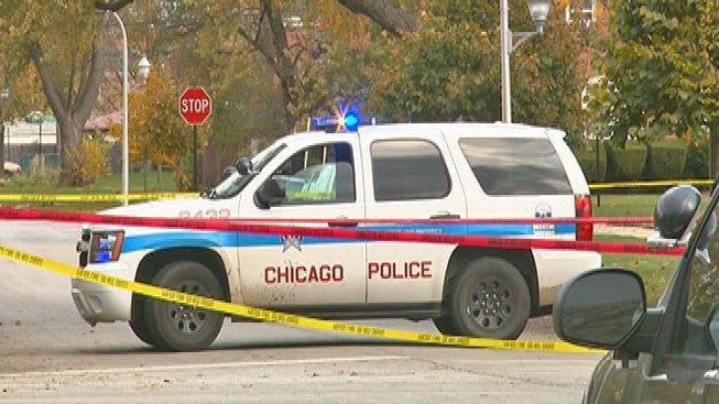 Teen Shot Dead Near South Side School