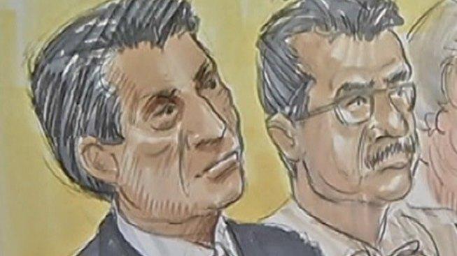 Medrano, Moreno Formally Indicted