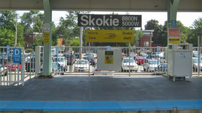 "CTA to Rename ""Skokie"" Yellow Line Station"