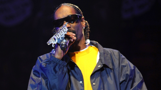 Snoop Dogg Stopped for Pot at Norwegian Airport
