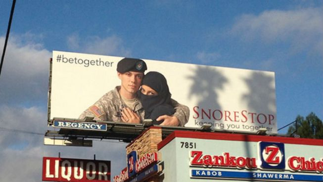 Controversial Billboard Ad Heads for Chicago