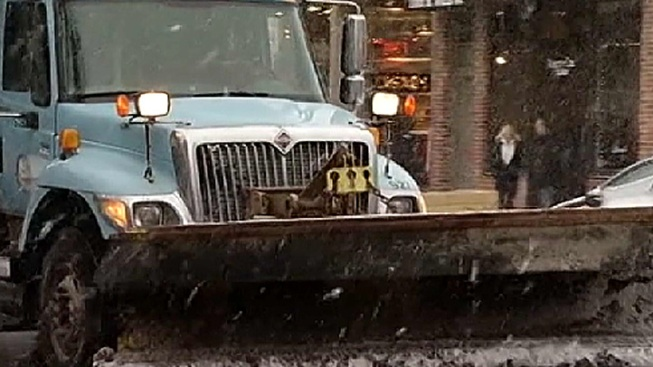 Streets and Sans Deploys More Than 280 Snow Plows and Salt Spreaders