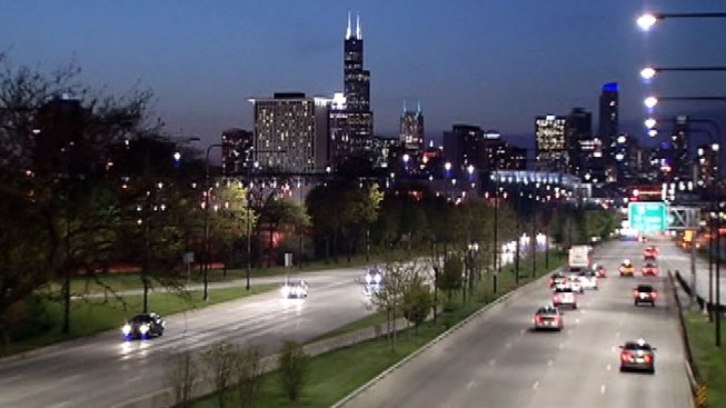 5 Weeks of Lake Shore Drive Closures Begin Monday