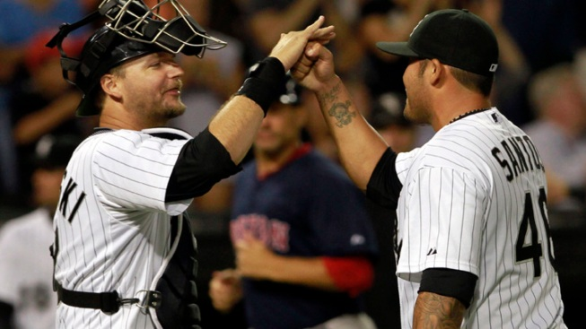 White Sox Over Red Sox