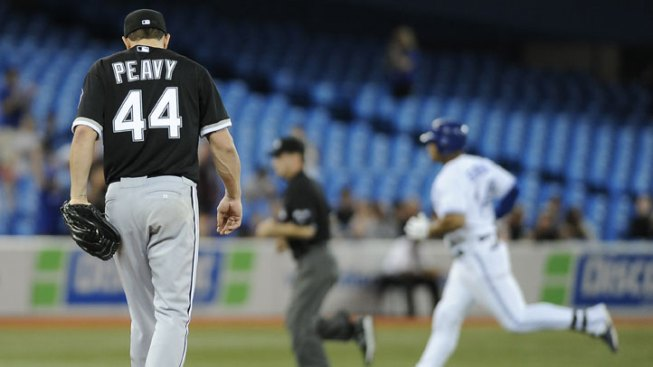 Sox Fall to Blue Jays in 11