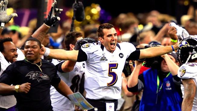 Flashback: Ravens Deny Niners Comeback Bid, Win Super Bowl 34-31