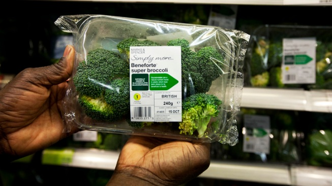 "New ""Super Broccoli"" Instantly Cuts Cholesterol"