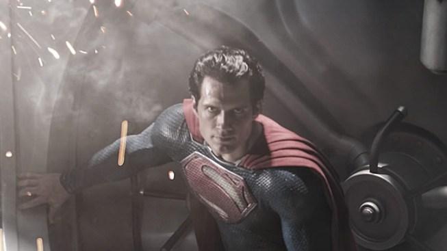 'Superman' Filming Flies Downtown