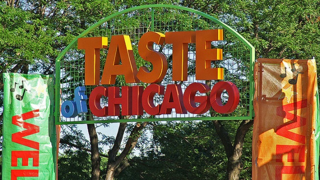 Taste of Chicago Sees Decrease in Crime, Attendance