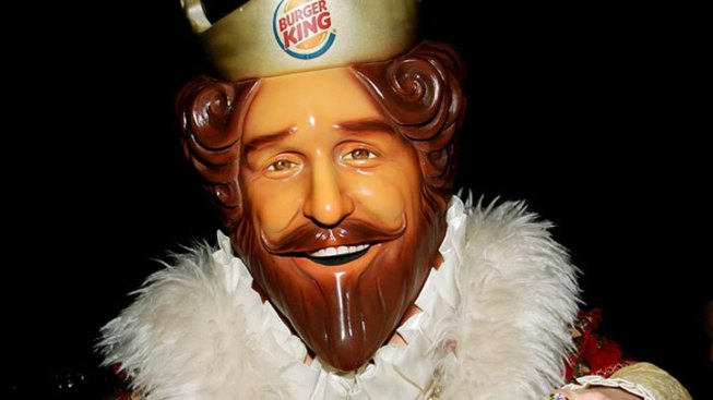 Burger King to Lose Barry Gibb-Lookalike Mascot