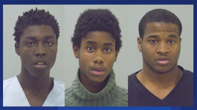 Bond Denied for Three Charged in Store Shootout