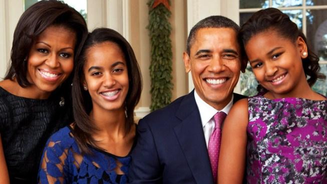 Sasha to Decide Obama Family's 2016 Move