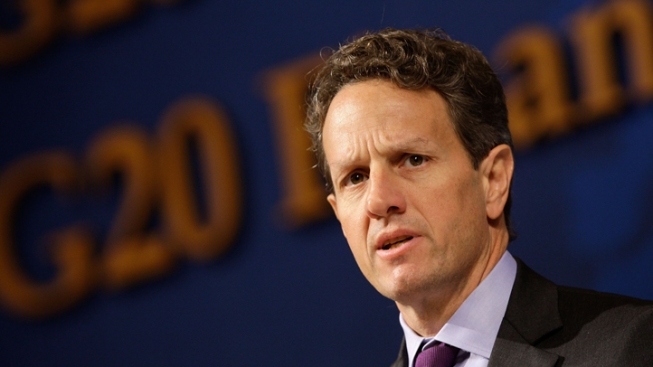 Geithner Hammers GOP Policies in Chicago