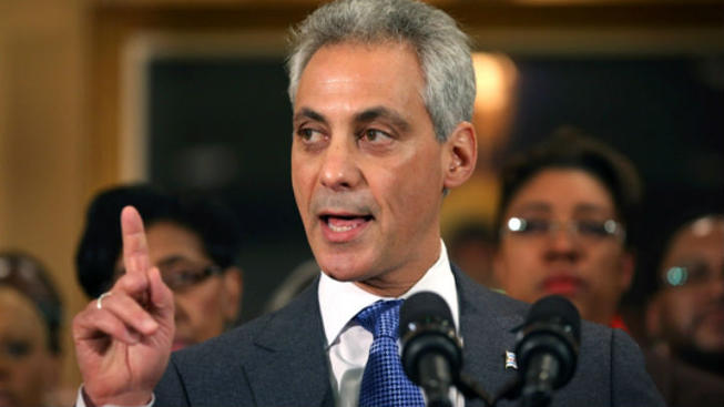 Emanuel to Announce Chicago Police Plan Wednesday