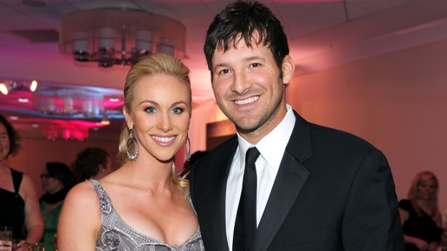 Tony Romo Becomes a Dad