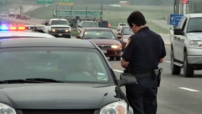 Electronic Tickets to Speed Up Traffic Stops