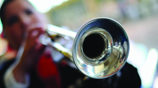 Glenbrook Marching Band Invited to London