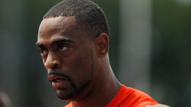 Sprinter Tyson Gay Ready to Test Hip