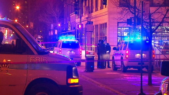 Four Wounded in Uptown Shooting