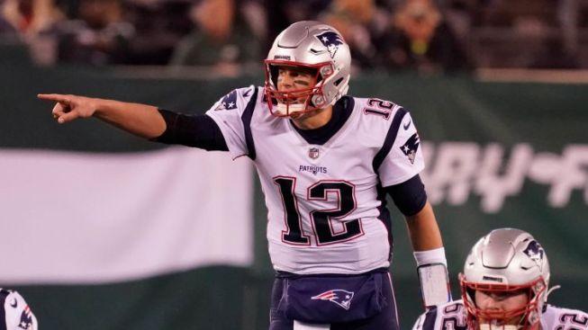 Suspect Tried Stealing $10K Tom Brady Jersey by Wearing It
