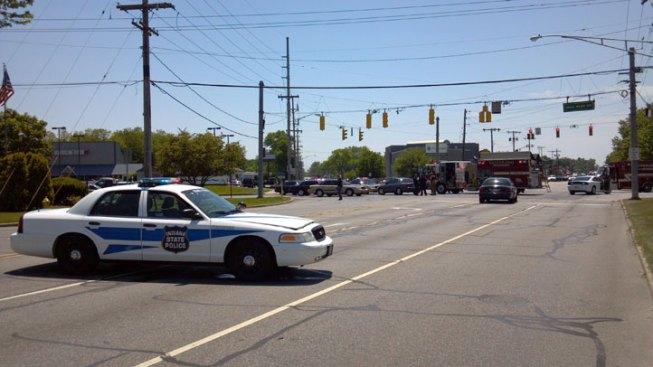 Coroner: Gunman in Indiana Standoff from Texas