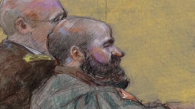 Jury Deliberating Death Sentence for Convicted Fort Hood Gunman Nidal Hasan