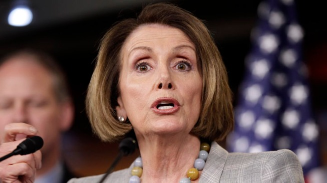 Storm Forces Pelosi to Cancel Chicago Trip