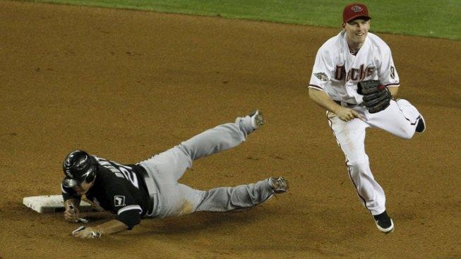 Diamondbacks Beat White Sox 4-1 Friday