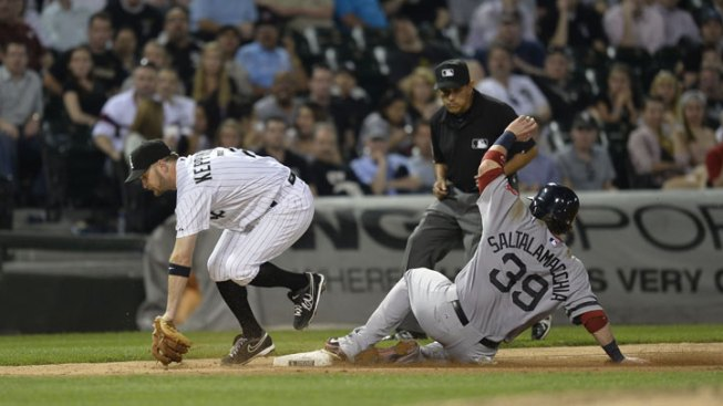White Sox Beat Red Sox
