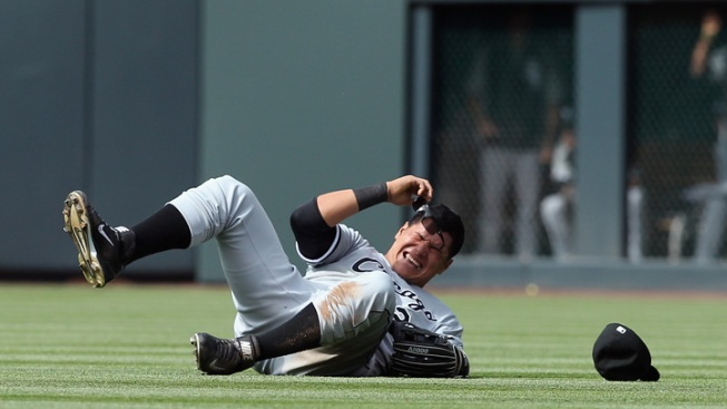White Sox Lose 10-4 to Rockies