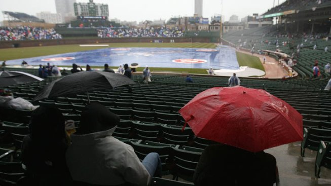 Cubs, Giants Matchup Postponed
