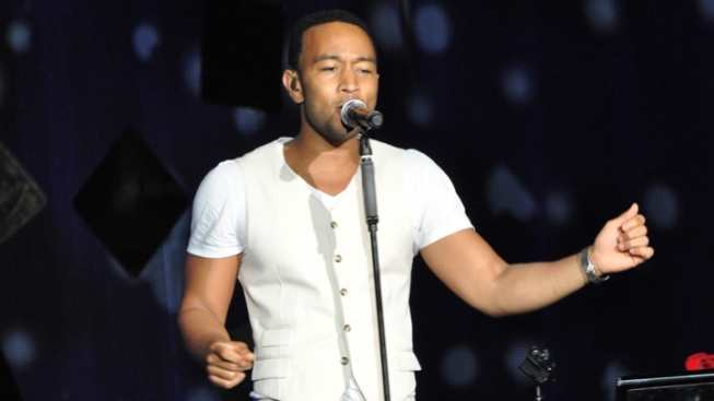 John Legend to Headline Obama Fundraiser in Chicago