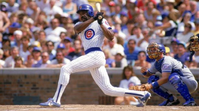 Andre Dawson Heads to Hall as an Expo