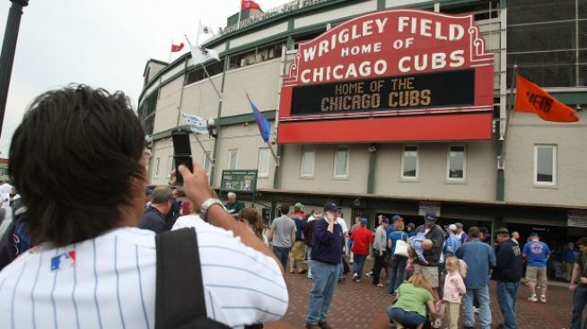 Wildcats and Illini Game at Wrigley Getting Closer