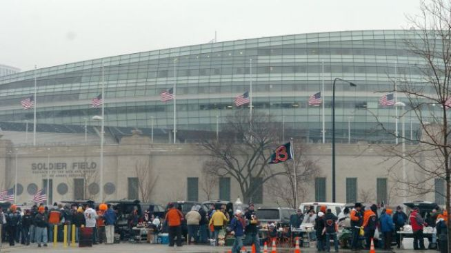 Soldier Field's Newest Sport? Lacrosse
