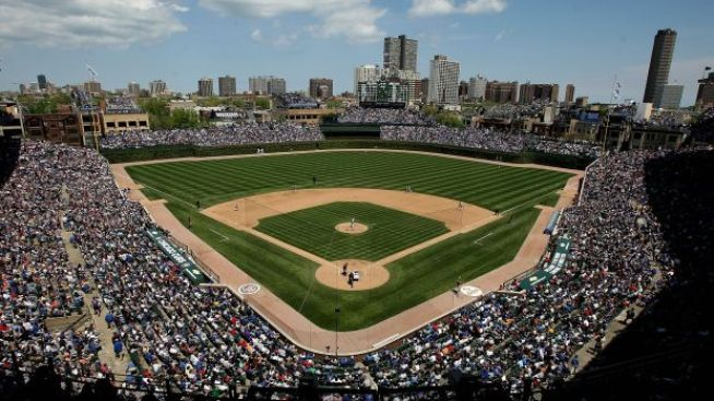 Friendly Confines Get Cozier With Mother Nature