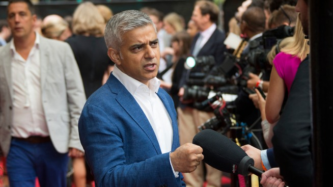 London Mayor to Visit Chicago in September