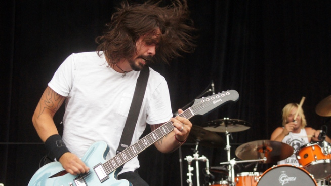 Chicago to Be Featured in Foo Fighters' HBO Series