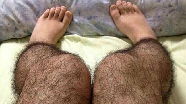 Hairy Stockings Sold in China Designed to Fend Off Perverts