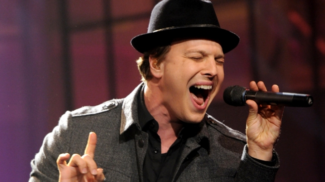 "Gavin DeGraw Talks NYC Assault: ""I Got Dinged Up..."""