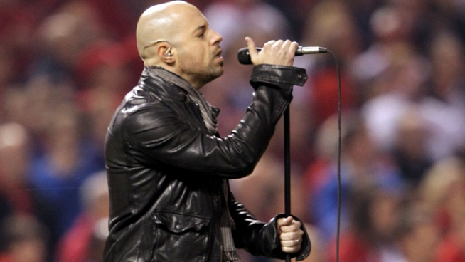 Chris Daughtry's Former Band Members Sue Over Royalties