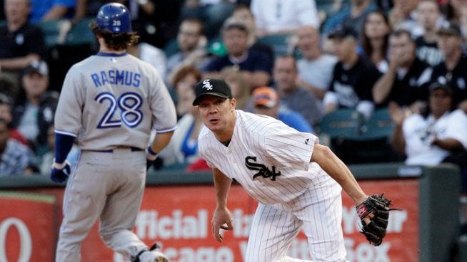 Hudson Lifts Sox Past Blue Jays