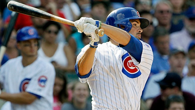 DeJesus Homers Twice to Lead Cubs Over Astros